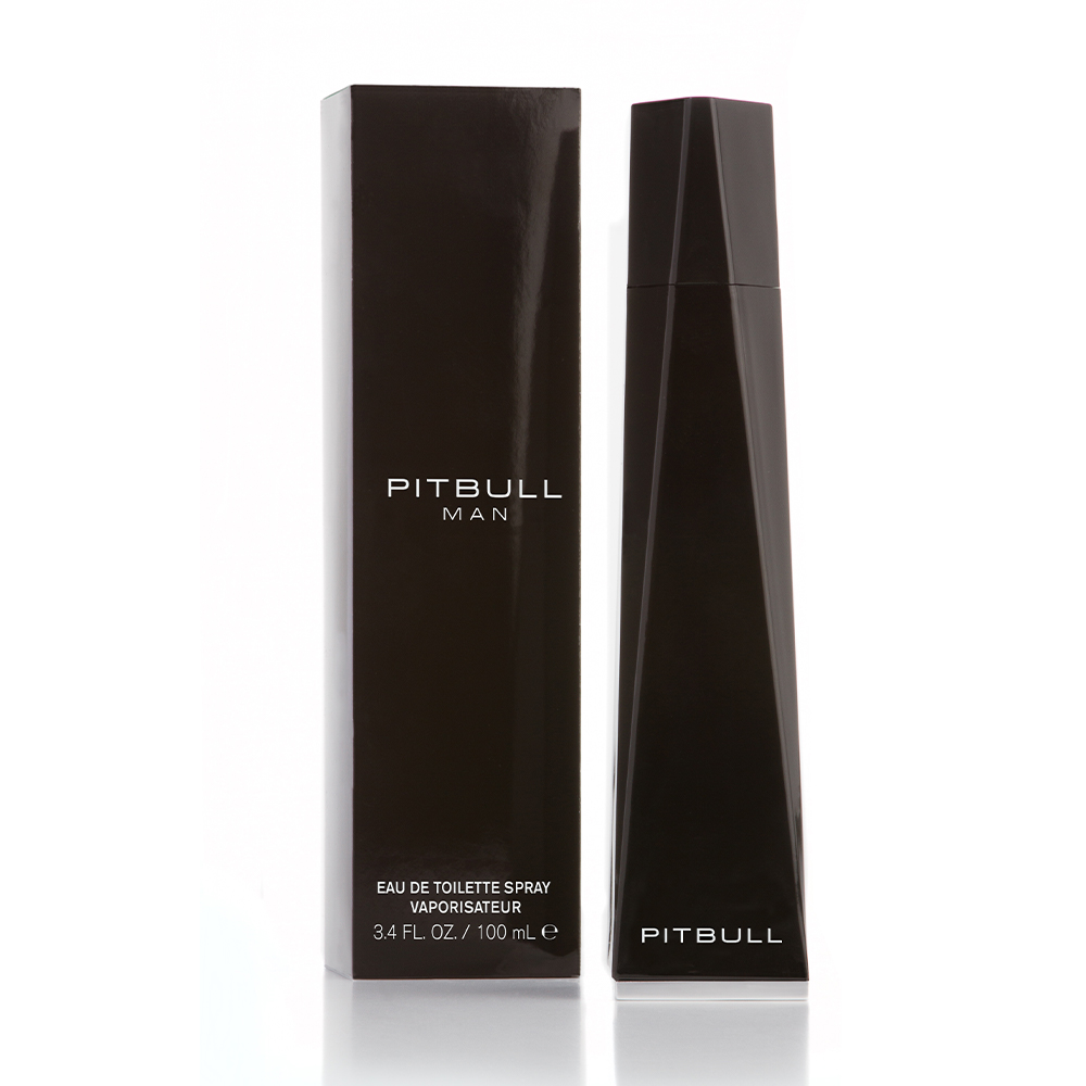 Pitbull Man Eau De Toilette – 100ml