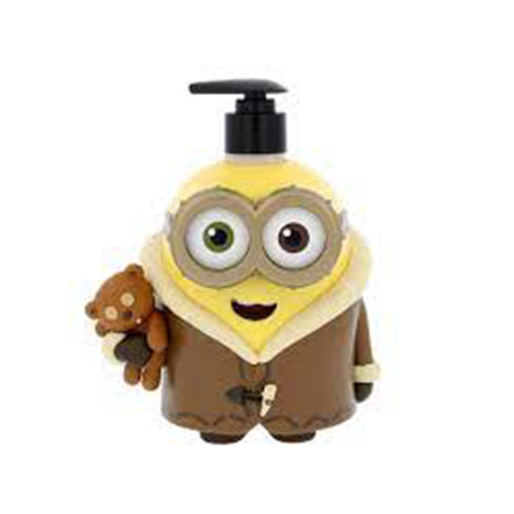 Airval Minions 3D Eskimo Shower Gel 400ml